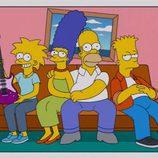 'Los Simpson' dentro de 19 años