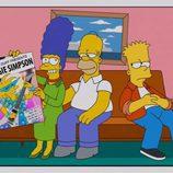 'Los Simpson' dentro de 21 años