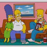 'Los Simpson' dentro de 23 años