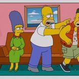 'Los Simpson' dentro de 24 años
