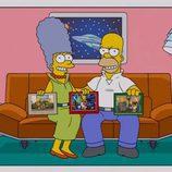 'Los Simpson' dentro de 30 años