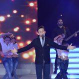 El ganador de 'La Voz Kids 2' en 'La Noche en Paz'