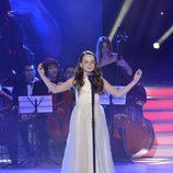 Amira Willighagen en 'La Noche en Paz'