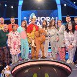 Los concursantes de 'Ahora Caigo' en el Especial de Reyes