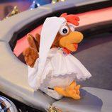 La gallina de '¡Ahora Caigo! en el Especial de Reyes