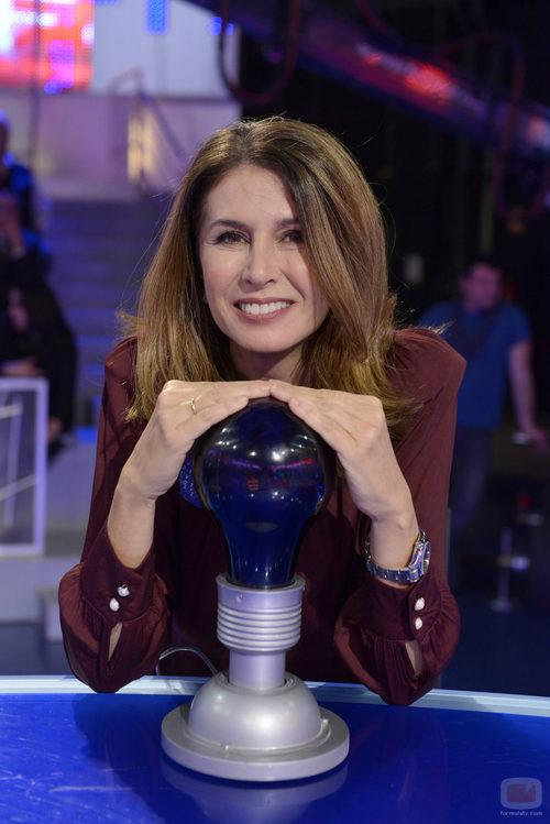 Ana García Siñeriz en el especial de Nochebuena de 'Pasapalabra'