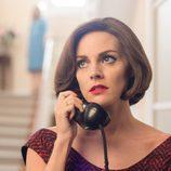 Bárbara recibe una llamada en 'Velvet'