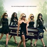 Cartel de la nueva temporada de 'Pretty Little Liars'