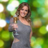 Andrea Ropero, presentadora de las Campanadas 2015 en laSexta
