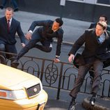 El agente del FBI Spelman Boyle protagoniza una persecución en 'Sin límites'