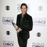 John Stamos, premiado en los People Choice Awards 2016