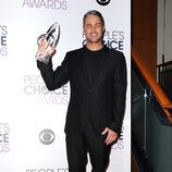 Taylor Kinney, premiado en los People Choice Awards 2016