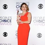 Sasha Alexander, ganadora en los People Choice Awards 2016