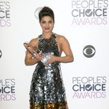 Priyanka Chopra, premiada en los People Choice Awards 2016