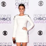 Camilla Ludington, impecable, en la alfombra de los People Choice Awards 2016