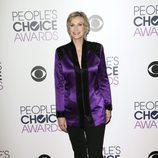 Jane Lynch en la alfombra roja de los People Choice Awards 2016