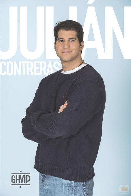 Julián Contreras, concursante de 'Gran Hermano VIP 4'