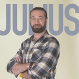 Julius Bienert, concursante de 'Gran Hermano VIP 4'