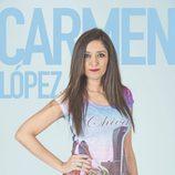 Carmen López, concursante de 'Gran Hermano VIP 4'