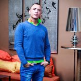 Jonathan López en 'Casados a primera vista'