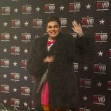 Sema, a su llegada al photocall, durante la primera gala de 'GH VIP 4'