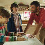 David habla con Oli y Manu en la pastelería en 'Chiringuito de Pepe'