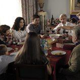 La familia Alcántara se reúne en  Reyes en 'Cuéntame cómo pasó'