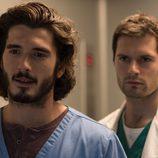 Alain y Víctor investigan juntos en el Montalbán en 'Bajo sospecha'