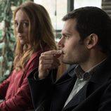 Sophie y Alain, policías franceses en la investigación de 'Bajo sospecha'