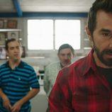 Sergi se muestra preocupado ante los Leal en 'Chiringuito de Pepe'