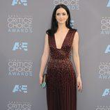 Krysten Ritter en la alfombra de los Critics' Choice Awards 2016
