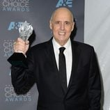 Jeffrey Tambor, ganador en los Critics' Choice Awards