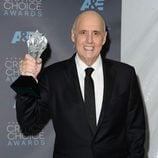 Jeffrey Tambor, ganador en los Critics' Choice Awards