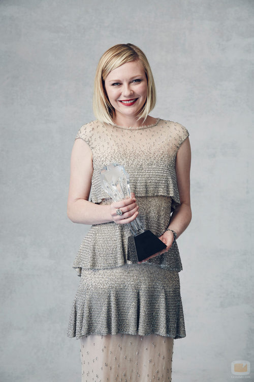 Kirsten Dunst, ganadora en los Critics' Choice Awards