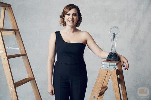 Rachel Bloom, ganadora en los Critics' Choice Awards
