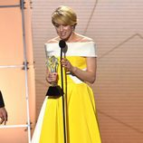Carrie Coon, ganadora en los Critics' Choice Awards