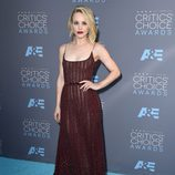Rachel McAdams en la alfombra de los Critics' Choice Awards