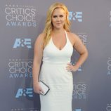 Amy Schumer en la alfombra de los Critics' Choice Awards