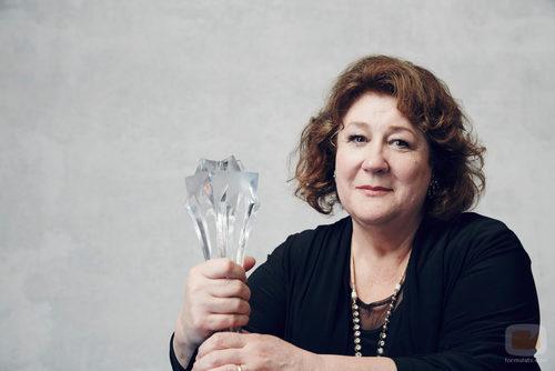 Margo Martindale, ganadora en los Critics' Choice Awards