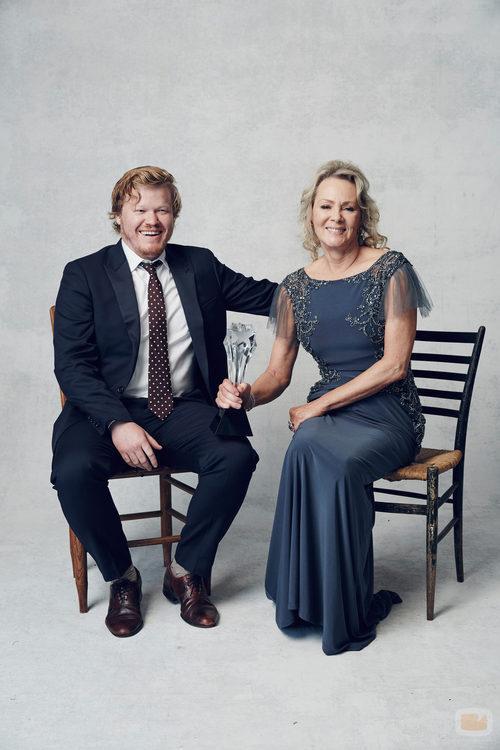 Jesse Plemons y Jean Smart, ganadores en los Critics' Choice Awards