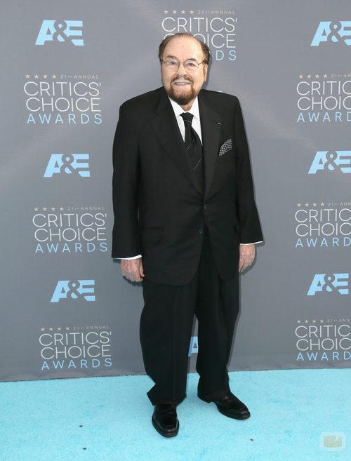 James Lipton, ganador en los Critics' Choice Awards