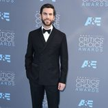 Wes Bentley en la alfombra de los Critics' Choice Awards