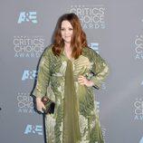 Melissa McCarthy en la alfombra de los Critics' Choice Awards