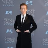 Damian Lewis en la alfombra de los Critics' Choice Awards