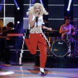 Ana Morgade es Gwen Stefani en la decimoquinta gala de 'Tu cara me suena'