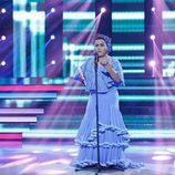 Falete es Lola Flores en la decimoquinta gala de 'Tu cara me suena'