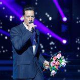 Pablo Puyol es Luis Miguel en la decimoquinta gala de 'Tu cara me suena'