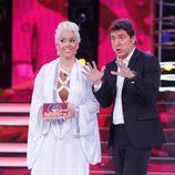 Ruth Lorenzo se convierte en la primera semifinalista de 'Tu cara me suena'