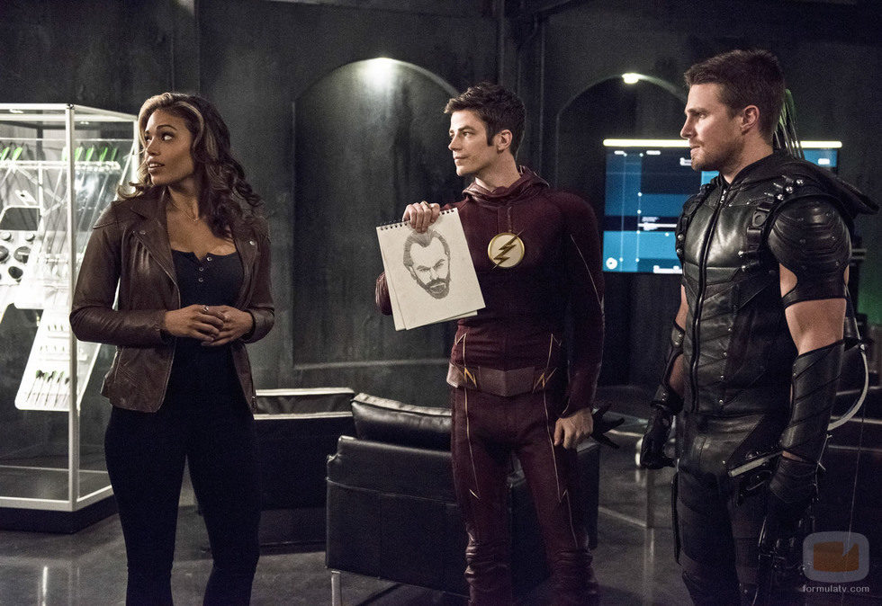 Arrow en el crossover de 'The Flash'