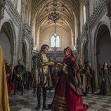 Felipe contrae matrimonio con María Tudor en el último capítulo de 'Carlos, rey emperador'